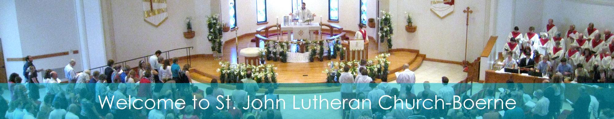 St. John Lutheran Church in Boerne