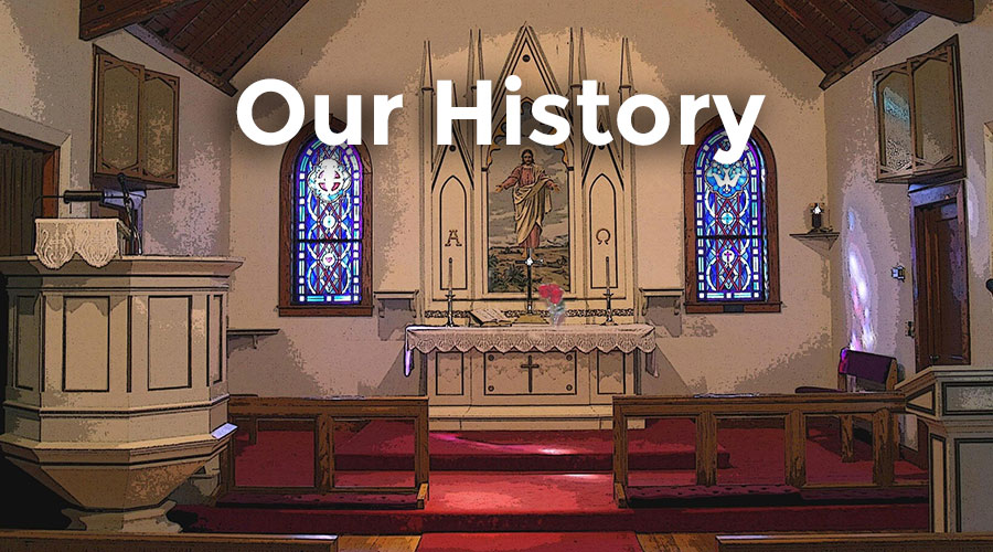 St. John Lutheran Church History