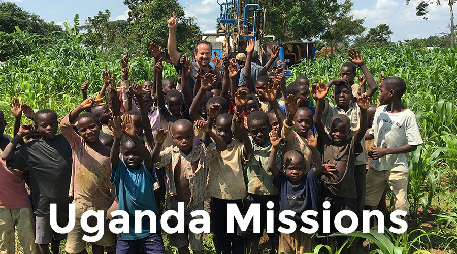 Uganda Water Well Mission