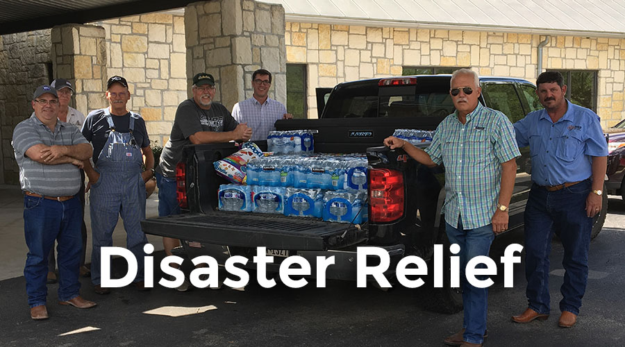 Disaster Relief Trips