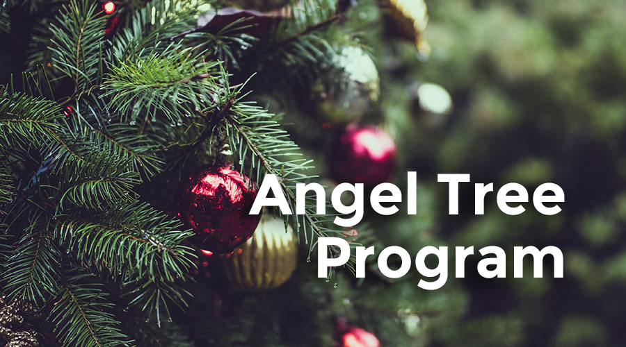 Christmas Angel Tree 2017