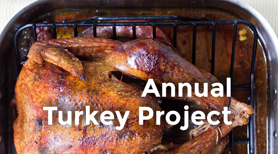 Annual Turkey Project