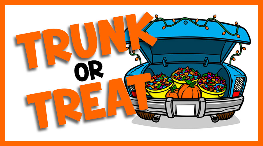 halloween trunk or treat 2018