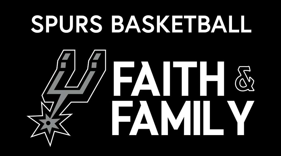 Spurs 'Faith and Family' Basketball Game