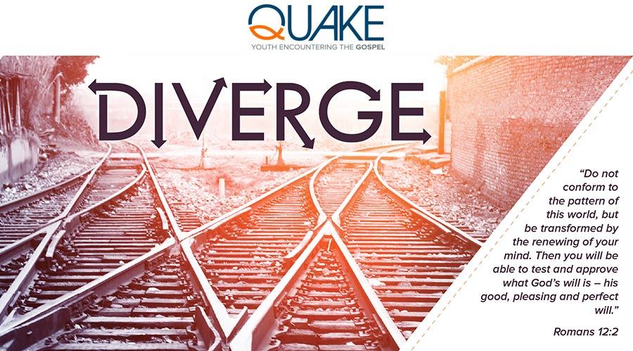 Youth Quake - Diverge