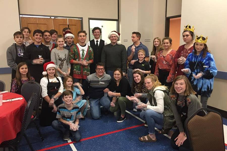 Christmas Cantata and Christmas Dinner 2018