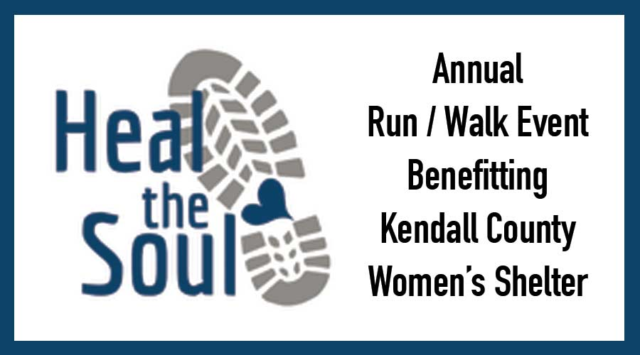 Heal The Soul Run/Walk