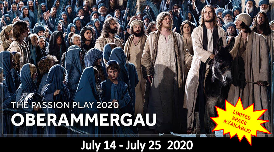 GERMANY TOUR 2020 - PASSION PLAY