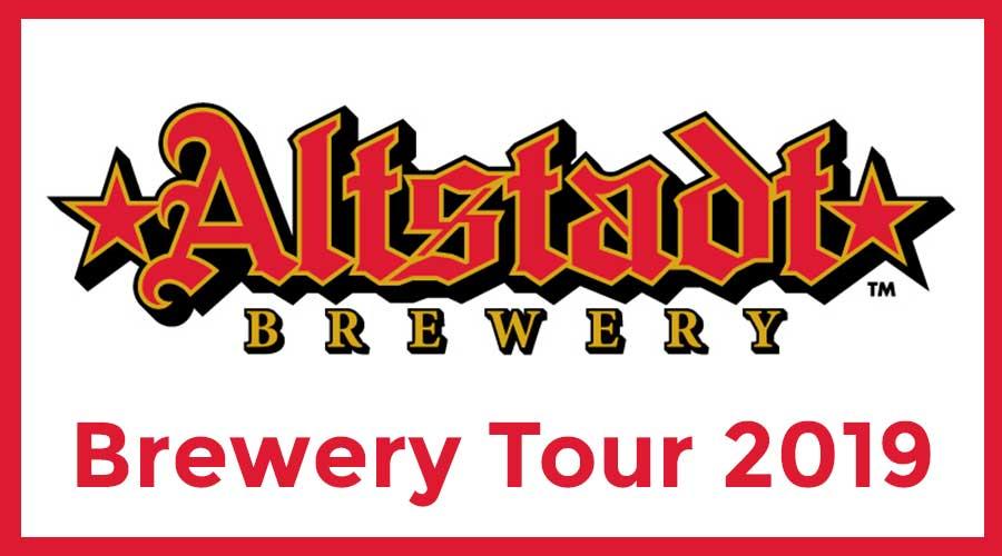 Altstadt Brewery Tour 2019
