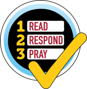 First 15: Read, Respond, Pray