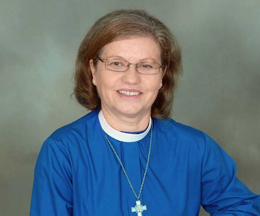 Pastor Mariola Bergquist