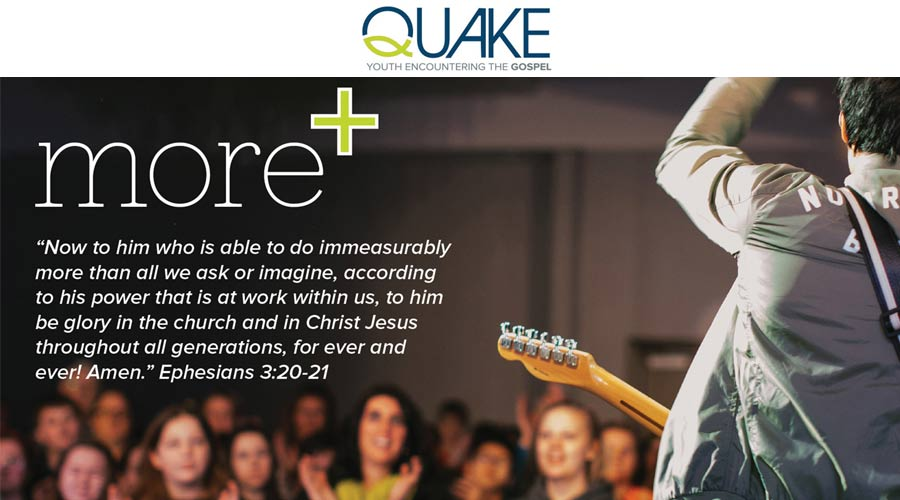 Quake Youth Event 2020