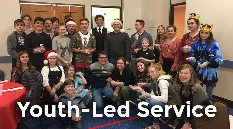 Youth-Led Service