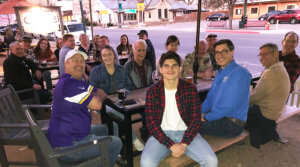 Theology on Tap Group
