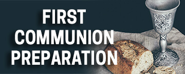 first communion preparation