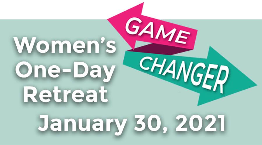 women's one day retreat January 2021