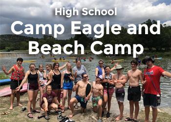 HS Camp Eagle and Beach Camp