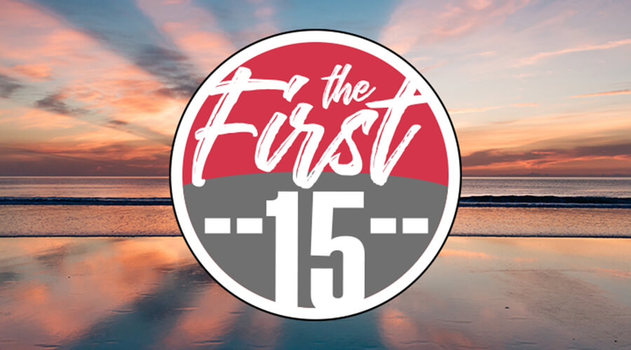 First 15 Bible Class