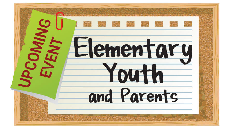 Elementary Youth Event