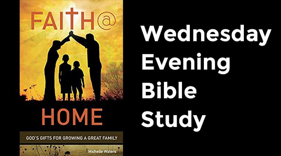Faith at Home Bible Study