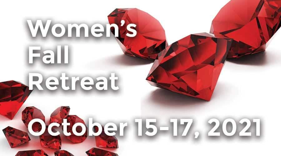 Women's Fall Retreat 2021