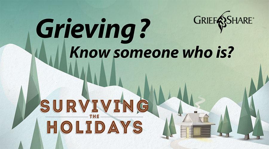 GriefShare Surviving the Holidays Seminar